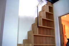 Space Saver Stair Shelves 01s
