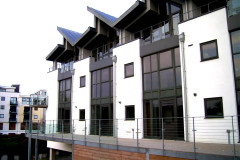 Tension Wire Balustrade 01s
