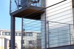 Tension Wire Balustrade 03s
