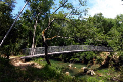 L Argens Foot Bridge 05s