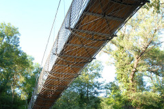 L Argens Foot Bridge 08s